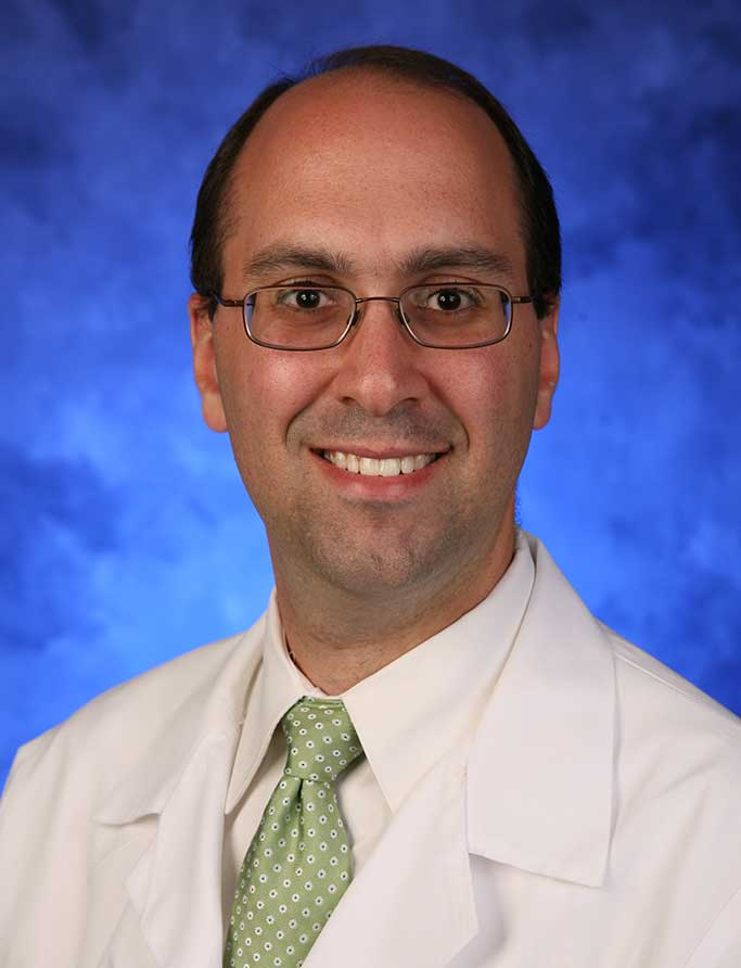 Brian Saunders, MD
