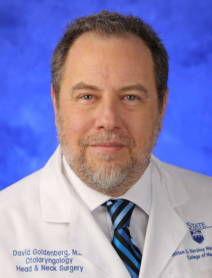 David Goldenberg, MD