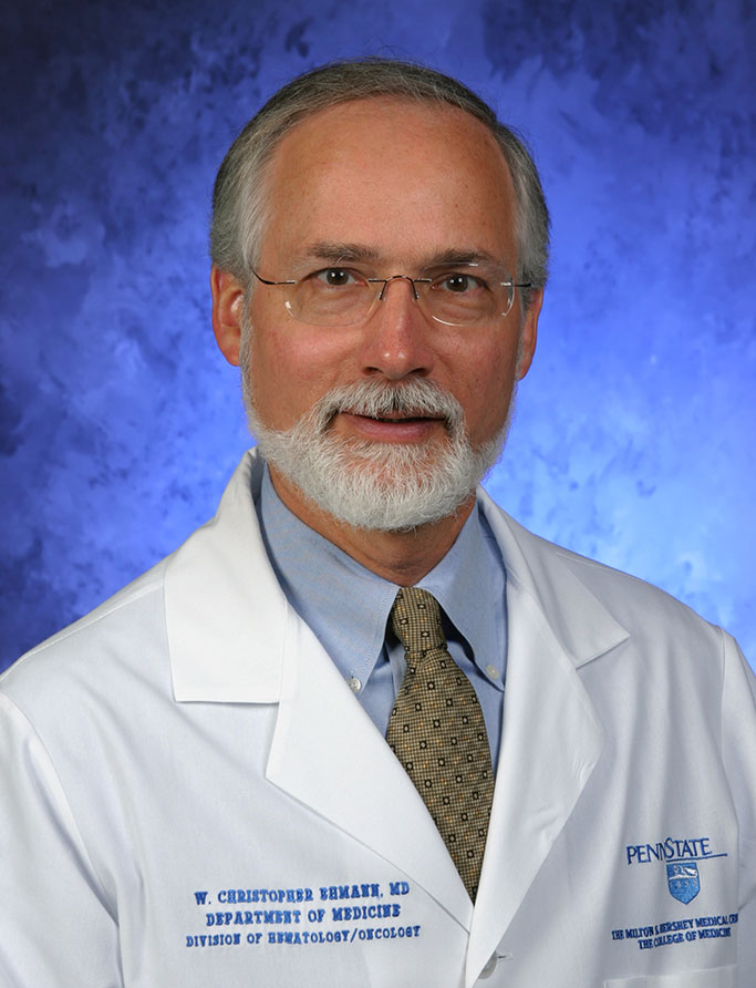 W. Christopher Ehmann, MD