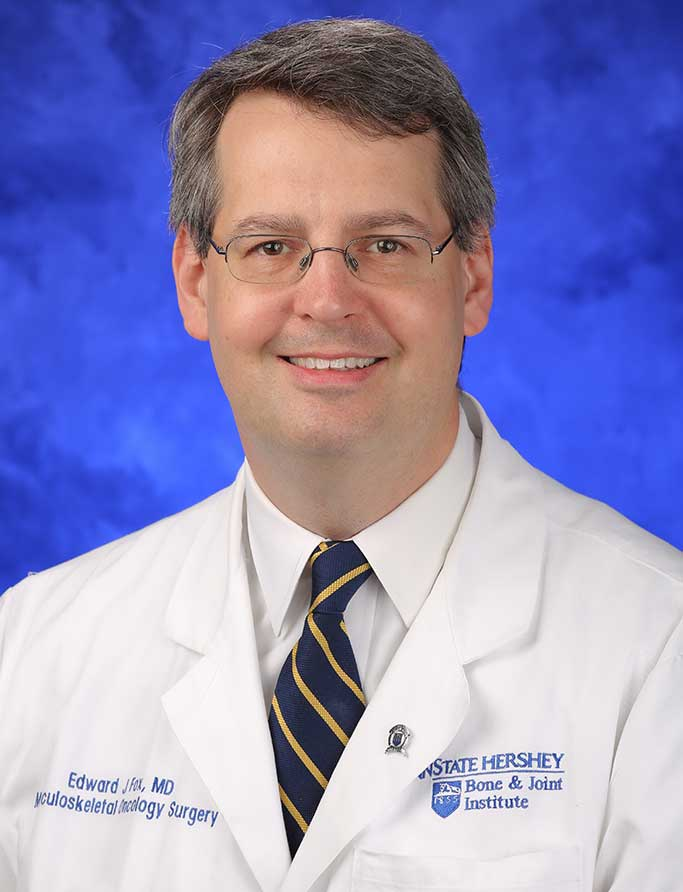 Edward Fox, MD