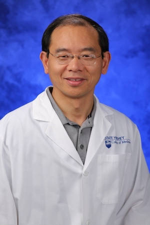 Jianming Hu, MD, MS, PhD