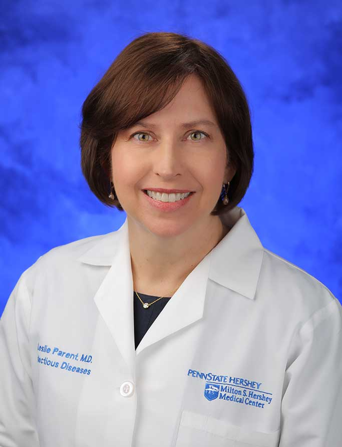 Leslie Parent, MD