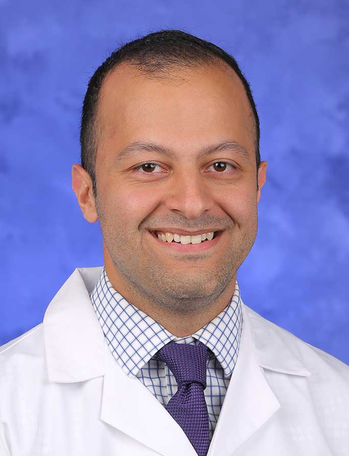 Seyed Alireza Mansouri, MD